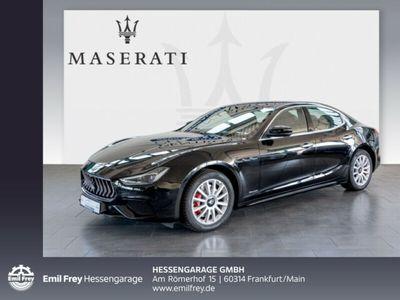 gebraucht Maserati Ghibli GranSport Aut. Kamera DAB 1.Hand