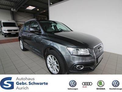gebraucht Audi Q5 quattro 3.0 TDI 7-Gang-AUTOM (EU6) SHZG PDC