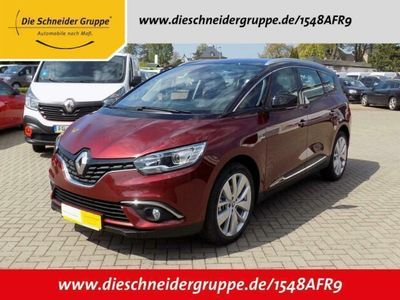 gebraucht Renault Grand Scénic TCe 140 GPF Limited