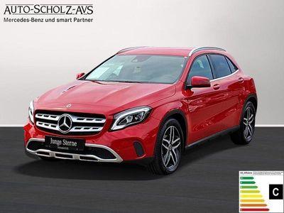 gebraucht Mercedes GLA200 Sport Utility Vehicle Urban+LED+Kamera