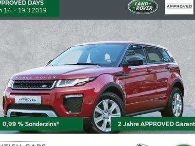 gebraucht Land Rover Range Rover evoque 2.0 TD4 AWD SE Dynamic/Navi