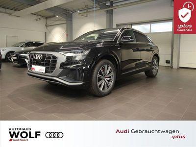 gebraucht Audi Q8 50 TDI 2x S-line LED Matrix HD