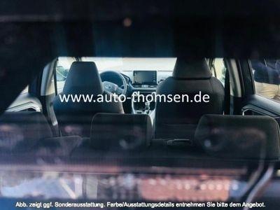 gebraucht Toyota RAV4 RAV 42.5l Hybrid Team Deutschland LED Automatik