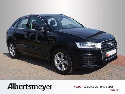 gebraucht Audi Q3 sport 2.0 TDI Navi Einparkhilfe Tempomat Komfortpa