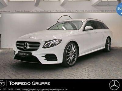 gebraucht Mercedes E350 4M T AMG NAVI+COMAND+LED+KAMERA+KEYLESS+
