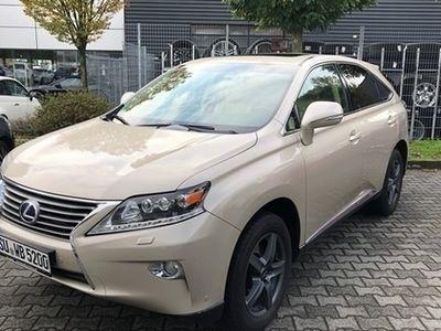 gebraucht Lexus RX450h Luxury Line * Navi * Mark Levinson
