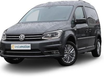 gebraucht VW Caddy CaddyHighline 1.4 TSI Xenon GRA AHK EPH Climatronic