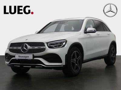 gebraucht Mercedes GLC220 d 4M AMG Navi+MBUX+LED+19+RFK