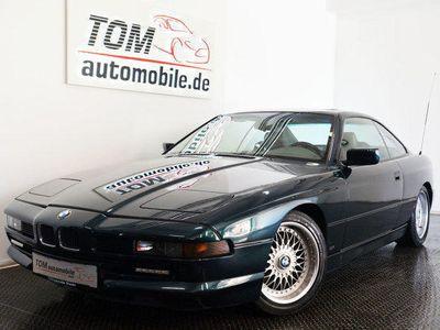 gebraucht BMW 840 Ci Leder*Memory*Navi*Automatik*Schiebedach!