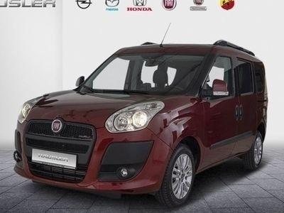 gebraucht Fiat Doblò Doblo MyTomTom Navi Freisprechvorrüstung