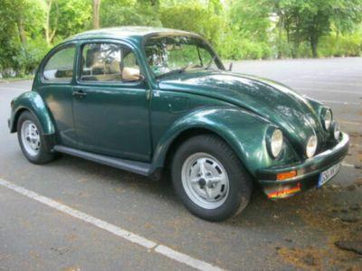 gebraucht VW Käfer 1600i, echt EURO II, Tuff-Kote-Dinol, AHK, ATS, PermaFil