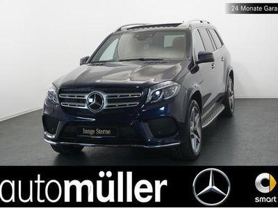gebraucht Mercedes GLS500 4M AMG+Harman+Comand+Distronic+360°+HUD