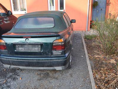 gebraucht VW Golf Cabriolet 1.6 Sport Edition