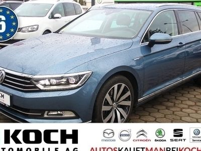 gebraucht VW Passat VariantPassat 4Motion 2.0 TDI DSG AHK NAVI LED SHZ