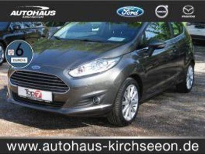 gebraucht Ford Fiesta 1.0 Titanium StartStopp EURO 6 Bluetooth