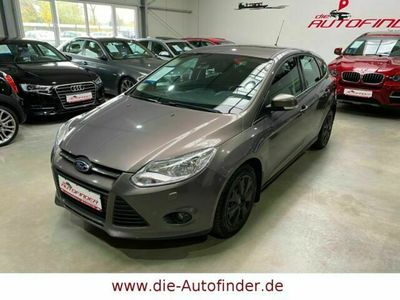 gebraucht Ford Focus 1.6 Trend CNG Tempomat,Sitzheizung,PDC