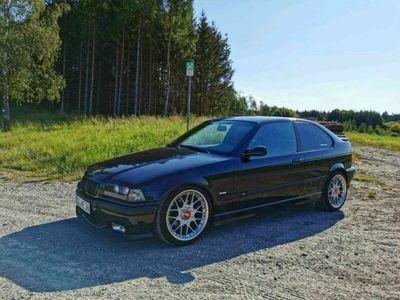gebraucht BMW 323 Compact E36 ti Tausch E30 E34 E28 V8