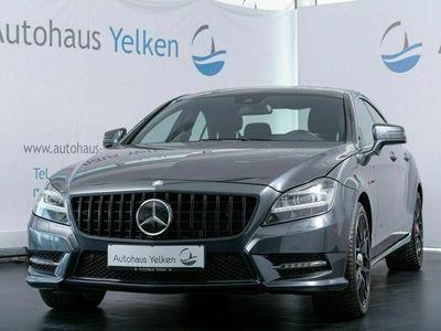 gebraucht Mercedes CLS500 AMG 4Matic COMAND*H&K*LED*DIST*TW*RFK