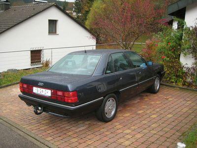 gebraucht Audi 200 Turbo Quattro H-Kennz., Liebhaber gepflegt als Limousine in Schonach