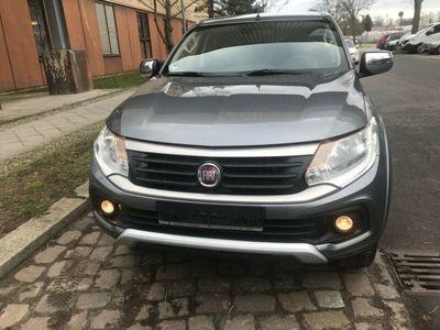 gebraucht Fiat Fullback Double Cab LX Plus Launch Edition Leath