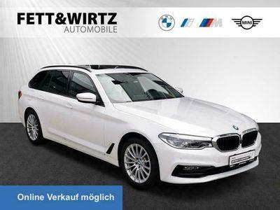 gebraucht BMW 520 i Sport Sitzbel