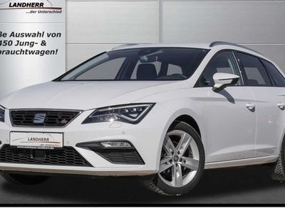 gebraucht Seat Leon ST FR // Kamera/ACC/LED/Navi/PDC/SHZ