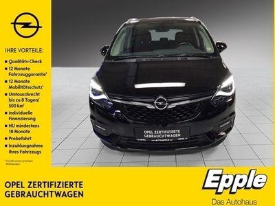 gebraucht Opel Zafira Tourer C Innovation Start Stop 1.6 SIDI Turbo LED Navi Dy