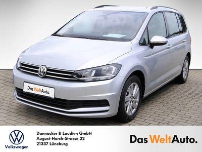gebraucht VW Touran 1.5 TSI Comfortline Multilenkr VW Connect
