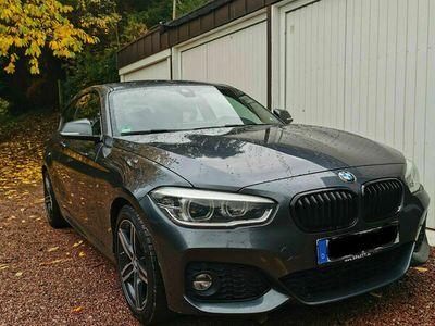 gebraucht BMW 125 Coupé d Sport-Aut. M Sport als Sportwagen/ in Schongau