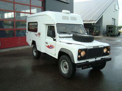 gebraucht Land Rover Defender Klima, Hochdach, LPG, Drehzahlmesser