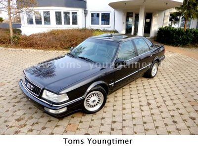gebraucht Audi V8 kantiger Klassiker im beispielhaften Zustand