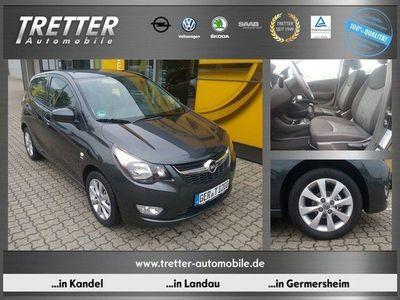 gebraucht Opel Karl 1.0 Excite Tel Sitzhz ParkP Klima