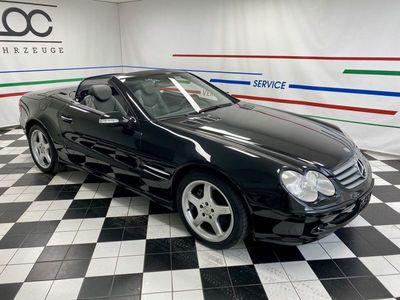 gebraucht Mercedes SL500 *BOSE+AMG Felgen*