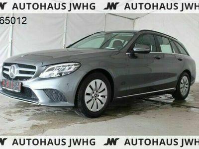gebraucht Mercedes C200 200LED Navi Kam Tempo aktParkAss ALUS SiHz