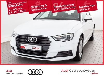 gebraucht Audi A3 Sportback 30 TDI 85 kW (116 PS) S tronic