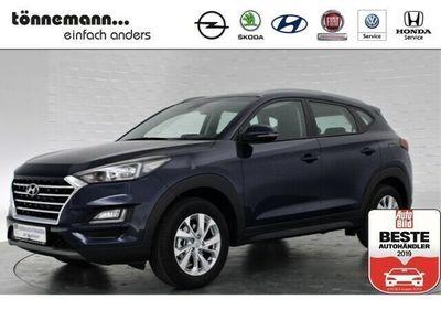 gebraucht Hyundai Tucson T-GDi Trend 4WD DCT, Navi, Freispr., Alufelgen, Parkpilot hinten