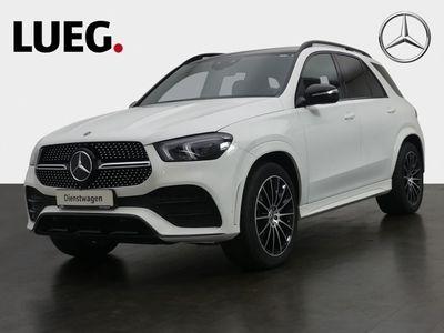 gebraucht Mercedes 300 GLEd 4M AMG NIGHT+PANO+AHK+21+KAM