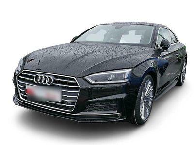 gebraucht Audi A5 Coupι design 40 TFSI S tr. S line - NAVI,LED
