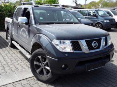 used Nissan Navara 2.5 dci Doppelkabine*AHK*