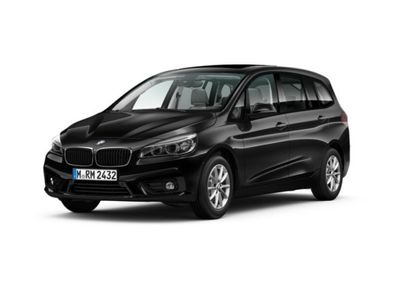 gebraucht BMW 216 Gran Tourer Navi Plus Head-Up Leder Glsd.