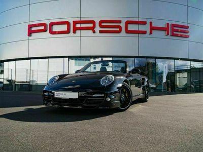 gebraucht Porsche 997 Turbo S Cabrio PDK,SHZ BOSE als Cabrio/Roadster in Wiesbaden