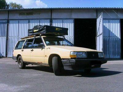 gebraucht Volvo 740 GLT Dachzelt Reisemobil