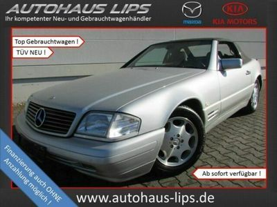 gebraucht Mercedes 280 SLAutomatik, Leder m SHZ, Klimatronic