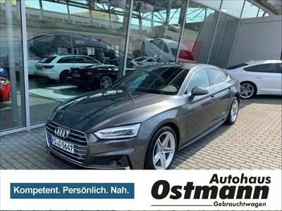 gebraucht Audi A5 Sportback 40 TDI S-tronic sport KLIMA XENON NAVI ALU