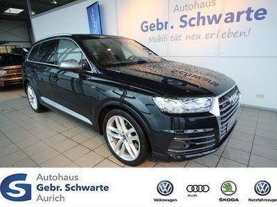 "gebraucht Audi SQ7 4.0 TDI quattro AHK Pano LED Navi LM 21"""