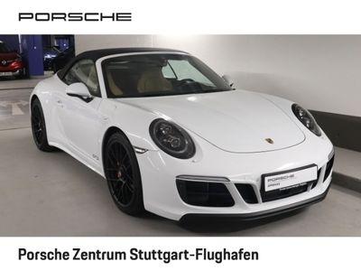 gebraucht Porsche 911 Carrera 4 Cabriolet 991 GTS BOSE LED 20-Zoll