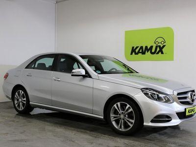 gebraucht Mercedes E250 9G-Tronic Avantgarde +LED ILS +Navi +Teil-Leder +EURO 6
