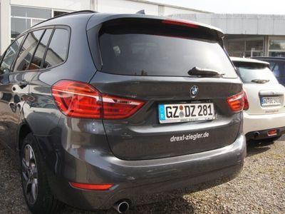 gebraucht BMW 218 Gran Tourer d Gran Tourer