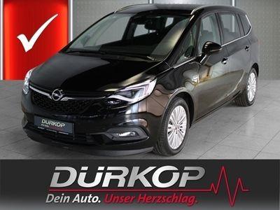 gebraucht Opel Zafira Innovation 1.6 Turbo 7-Sitzer Autom.*Navi*Klimaaut.*