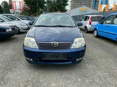 gebraucht Toyota Corolla Combi 1.4 Klima